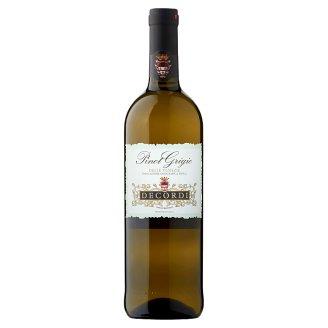Decordi Pinot Grigio Delle Venezie suché bílé víno 750ml