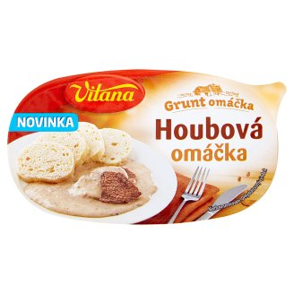 Vitana Grunt omáčka Houbová omáčka 81g