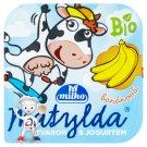 Milko Matylda Dessert with Bio Curd and Bio Yoghurt 100g