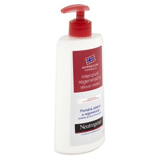 Neutrogena Intenzivní regenerační tělové mléko na citlivou pokožku 400ml
