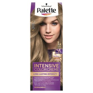 Schwarzkopf Palette Intensive Color Creme Hair Colorant Light Fawn N7  Tesco