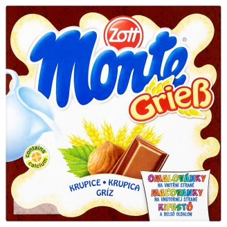 Zott Monte Semolina 4 x 55g