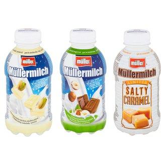 Müller Müllermilch Milk Drink Different Flavors 400g