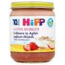 HiPP Organic Good Morning Muesli - Strawberries -  Yogurt 160g