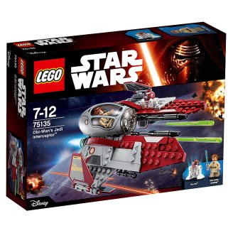 LEGO Star Wars Obi-Wanova Jedijská stíhačka 75135