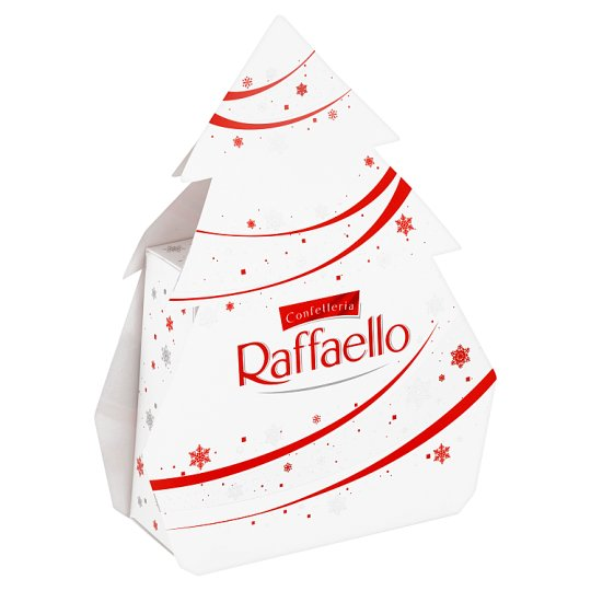 Raffaello Wafer Garnished with Grated Coconut Filled with Whole Almond 40g