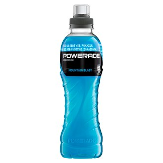 Powerade Isotonic Sports Drink Mountain blast 500ml
