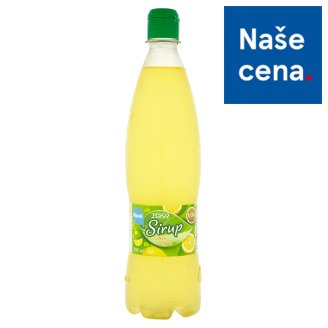 Tesco Sirup citrón 700ml