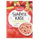 Emco Porridge Chia Seeds & Strawberries 3 x 55g