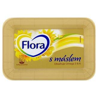 Flora with Butter 225g