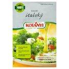 Kotányi Salát Italský pro přípravu s olejem a octem 13g