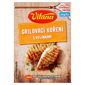 Vitana BBQ Seasoning with Herbs 28g