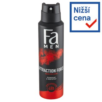 Fa Men deodorant Attraction Force 150ml