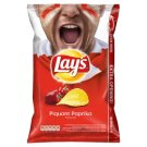 Lay's Fried Potato Chips Flavored with Spicy Peppers 150g