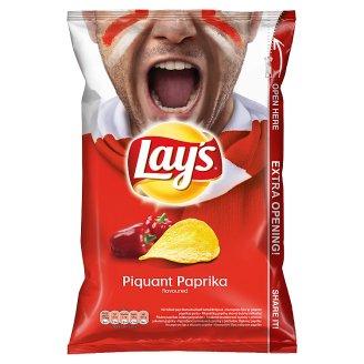 Lay's Smažené bramborové lupínky s příchutí pikantní papriky 150g