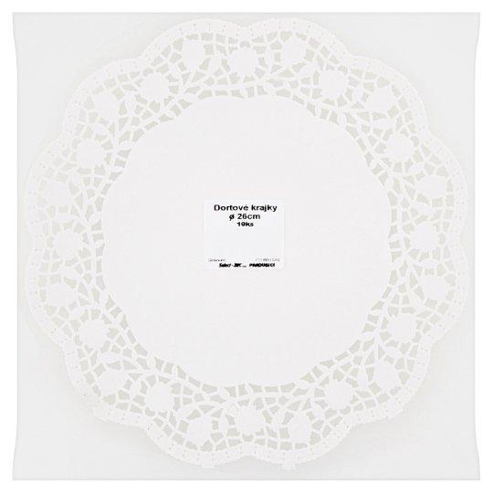Select Cake Lace 26 cm 10 pcs
