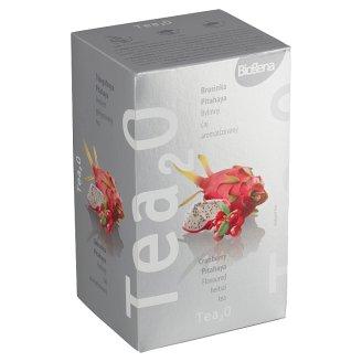 Biogena Tea2O Bylinný čaj aromatizovaný brusinka & pitahaya 20 x 2,5g