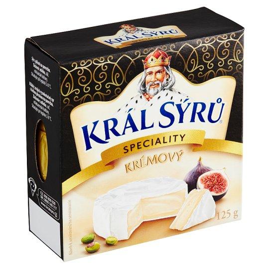Král Sýrů Creamy 125g