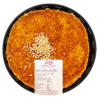 Smetanová cukrárna Weekend Honey Cake 700g