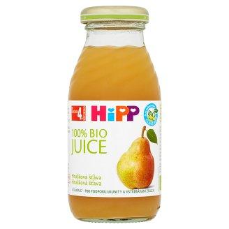 HiPP 100% Bio hrušková šťáva 0,2l