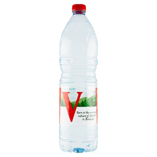 Vittel Nature Mineral Water Non-Carbonated 1.5L
