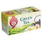 TEEKANNE Green Tea with Ginger and Lemon, 20 Bags, 35g