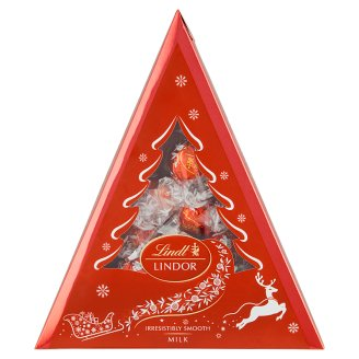 Lindt Lindor Milk Chocolate with Fine Creamy Filling 125g