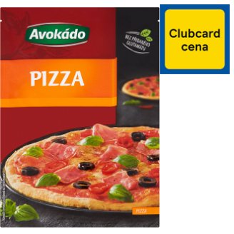 Avokádo Pizza 14g