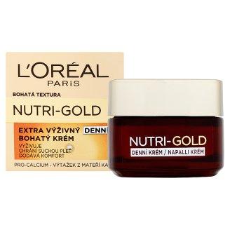 image 2 of L'Oréal Paris Nutri-Gold Extra Nutrient Day Cream 50ml