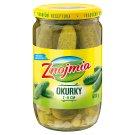 Znojmia Pickled Cucumbers 7-9 cm 680g