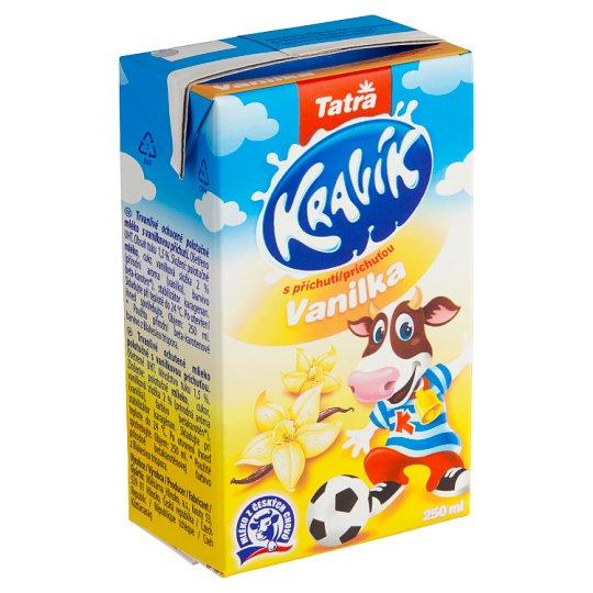 Tatra Kravík vanilka 250ml