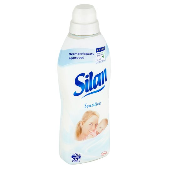 Silan Sensitive 37 praní 925ml