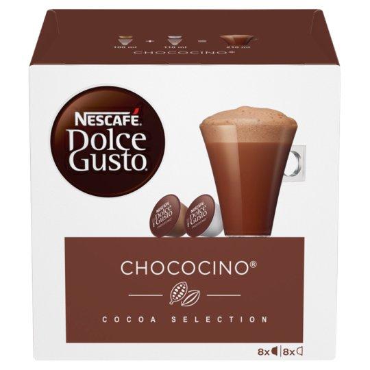 NESCAFÉ® Dolce Gusto® Chococino - čokoládový nápoj - 16 kapslí v balení