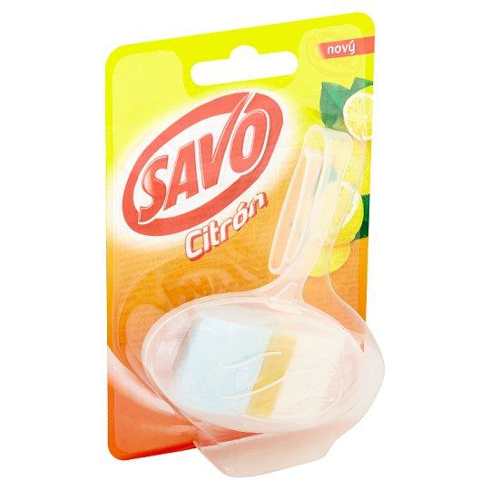 Savo Tough WC Block Lemon 35g
