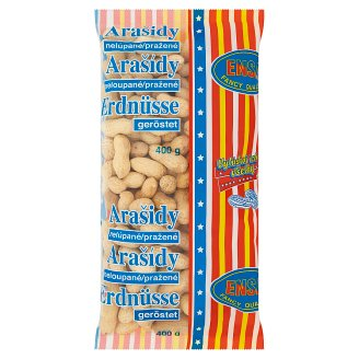 Ensa Roasted Shelled Peanuts 400g