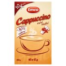Emco Cappuccino Less Sweet 10 x 12g
