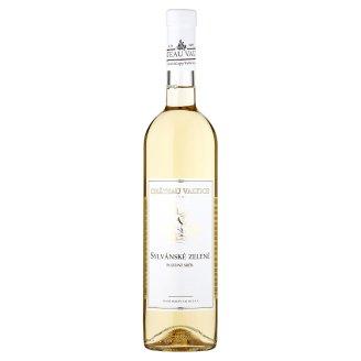 Château Valtice Sylvánské zelené pozdní sběr víno s přívlastkem suché 0,75l