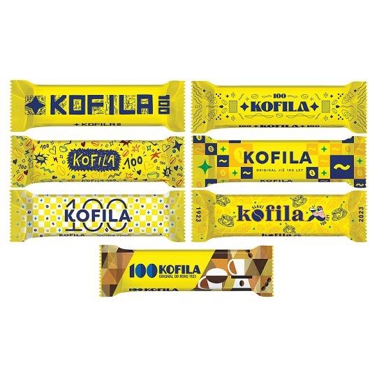 ORION KOFILA Originál čokoládová tyčinka s kávovou náplní 35g