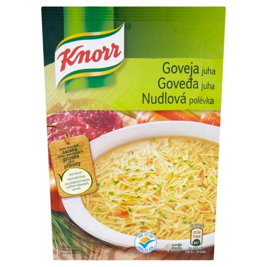 Knorr Polévka Nudlová 87g