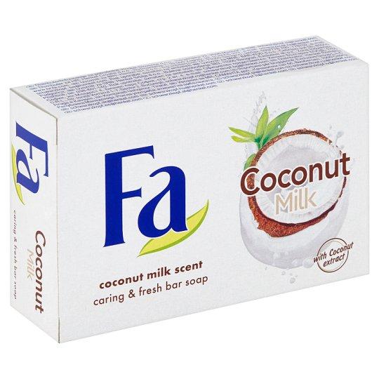 Fa Bar Soap Coconut Milk 90g