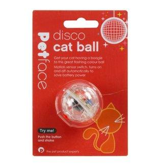 Petface Catkins Disko míček pro kočky