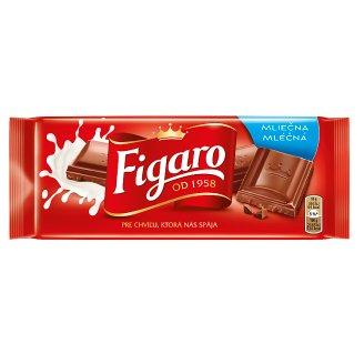 Figaro Milk Chocolate 90g