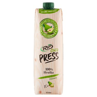 RIO FRESH 100% Juice from Pressed Pear Williams 1L