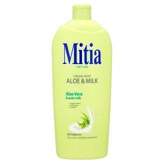 Mitia Aloe & Milk krémové mýdlo 1000ml