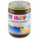 HiPP Bio Krupicová kaše s banánem na dobrou noc 190g
