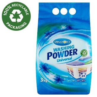Springforce Universal prací prášek 24 praní 3kg