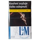 L&M Blue Label 20 Cigarettes with Filter