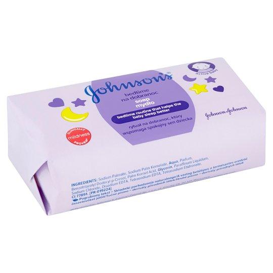 Johnson's Bedtime Mýdlo pro dobré spaní 100g