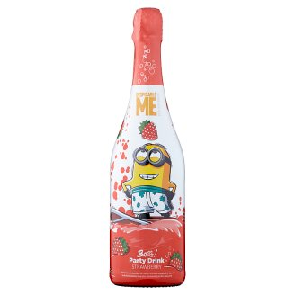 Bello! Despicable Me Party Drink Strawberry 750ml