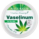 Naturalis Cosmetic Vaseline +Cannabis Oil 100g